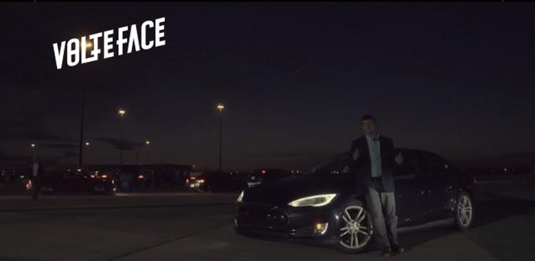 Émission VolteFace : rouler autrement, c'est aussi rouler électrique!