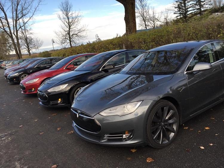La fin de l'angoisse de l'autonomie pour la Model S