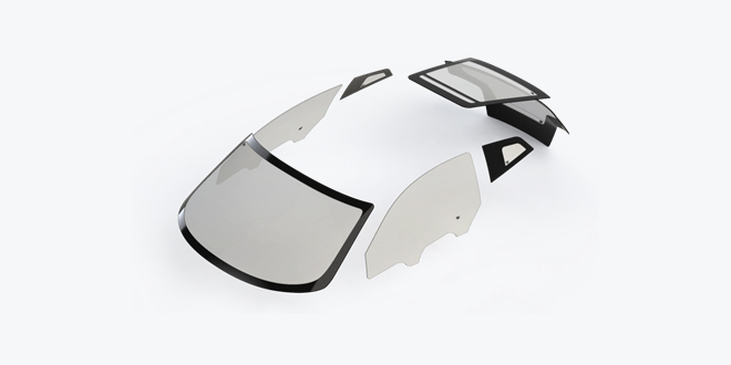 Concept EV uses LEXAN windows-1