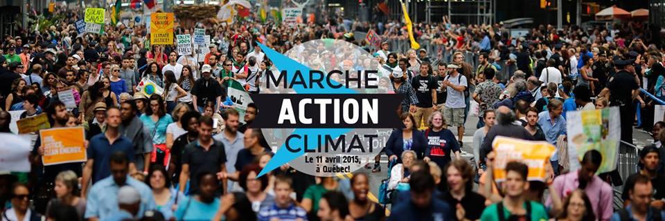 La Coalition ZÉRO ÉMISSION sera à la marche pour le climat à Québec – AIDEZ NOUS!