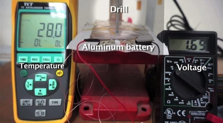 La nouvelle batterie Al-ion de Stanford; génial mais pas pour les voitures électriques