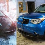 Comparaison Nissan Leaf VS Soul EV