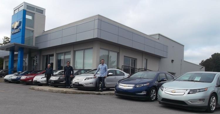 Bourgeois Chevrolet en vedette dans «Automotive News»!
