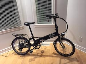 Venez voir ce superbe vélo électrique conçu par 4 jeunes entrepreneurs Québécois!