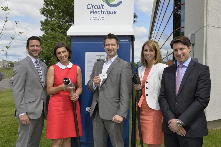 Communiqué : inauguration de deux BRCC à Québec!