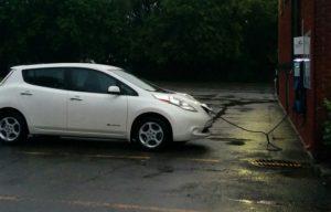 Nissan Leaf-Sendra