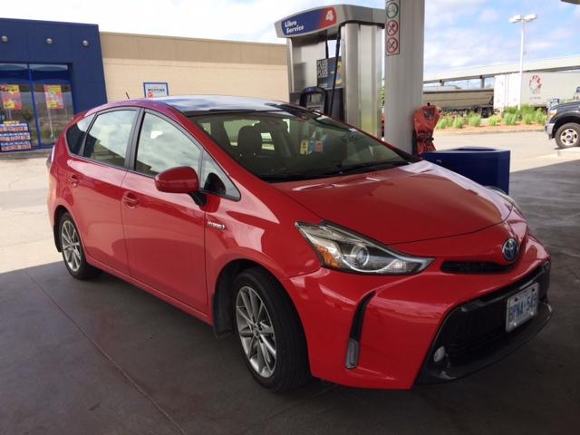 Toyota Prius V : ni « VUS », ni connu… il prend sa place