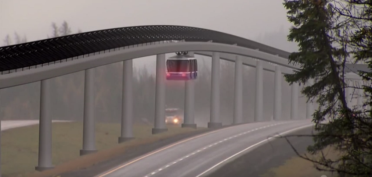 Le monorail à grande vitesse (MGV) : beaucoup plus que la vitesse!