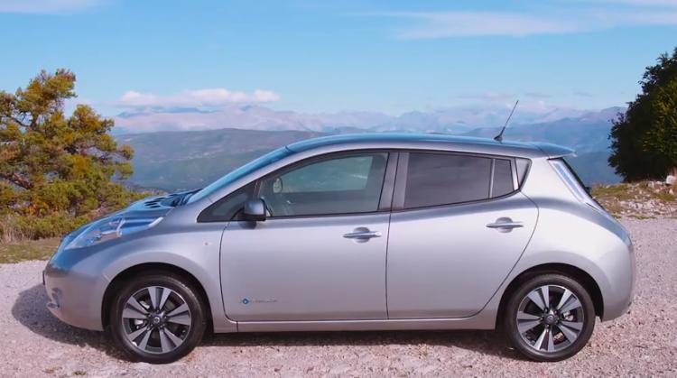 Présentation de la Nissan LEAF 2016 : montage vidéo de 20 minutes!