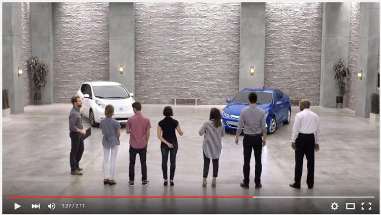 La nouvelle publicité sur la Chevrolet Volt 2016 déçoit les VÉistes