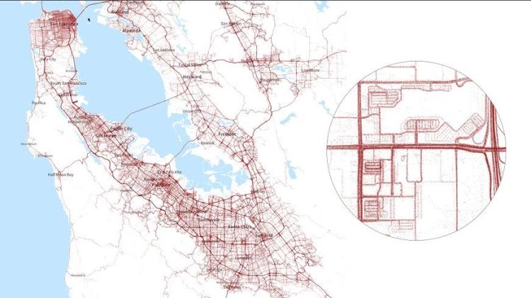 tesla-mapping