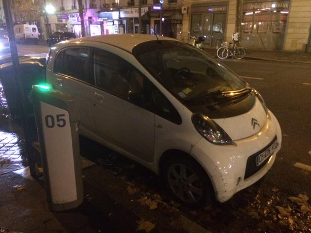 La France et la voiture électriqueDB-2