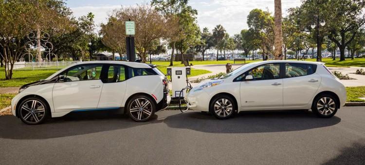 BMW et Nissan unissent leurs forces pour offrir la recharge rapide publique