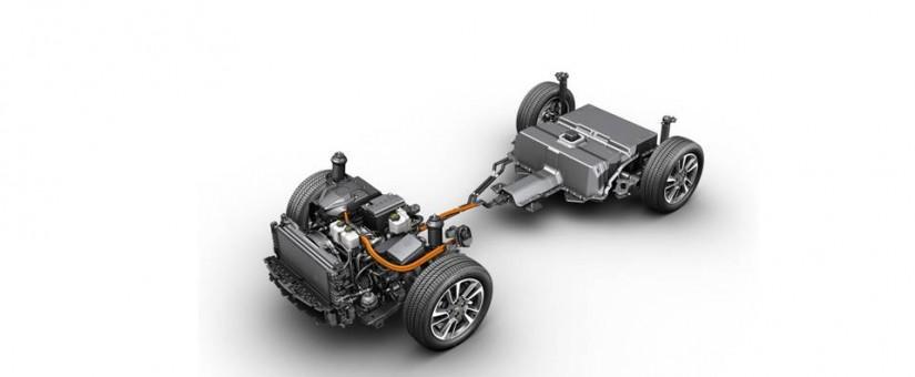 La batterie de la Spark EV