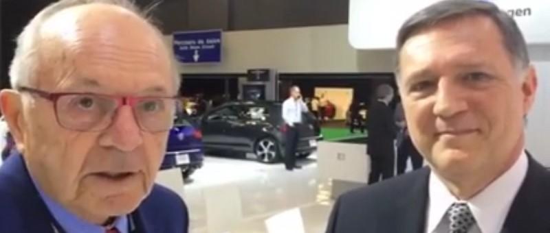 SIAM 2016 : Volkswagen eGolf éventuellement disponible pour le marché québécois?