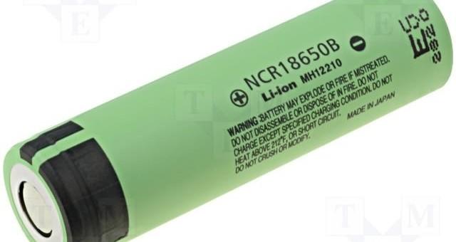 Discussion sur la Panasonic NCR18650B