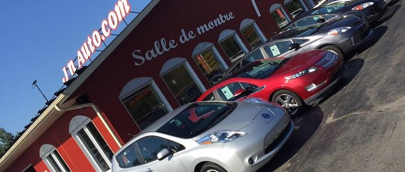 J.N. Auto : le spécialiste du véhicule électrique d'occasion!