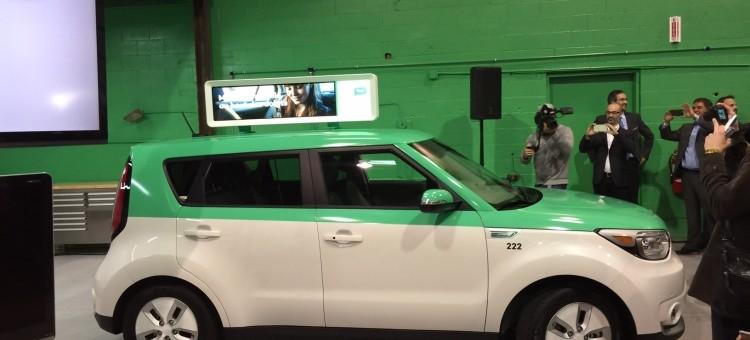 L'application Téo Taxi peut être téléchargée dès maintenant!