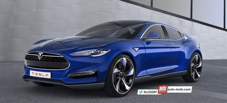 1000$: C'est le montant requis pour réserver une Tesla Model 3 dès le 31 mars 2016!