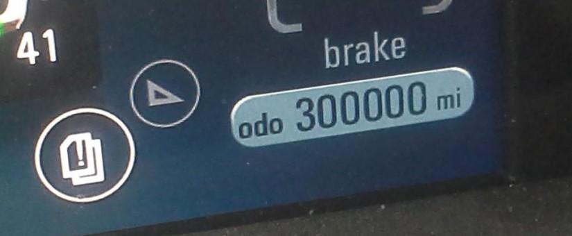 """La Volt 2012 """"Sparkie"""" : 480 000km parcourus"""
