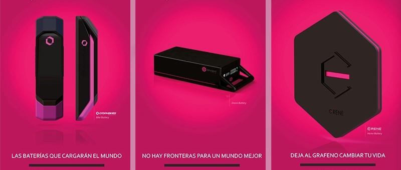 La production de batteries révolutionnaires au graphène commence en Espagne
