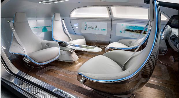 Il faut préparer l'arrivée de la voiture autonome dès maintenant