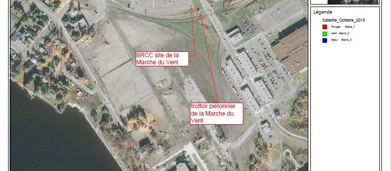 INVITATION : Mise en service de la BRCC de Lac-Mégantic