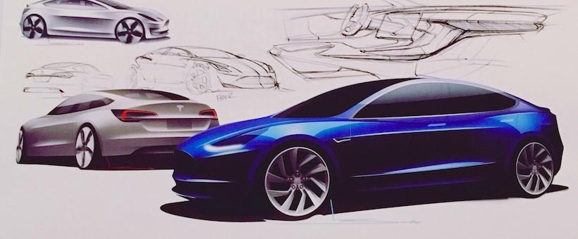 Le lancement de la Tesla Model 3: Une RÉVOLUTION!