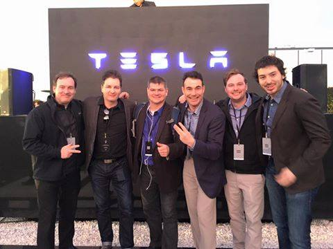 model3unveil-quebec delegation