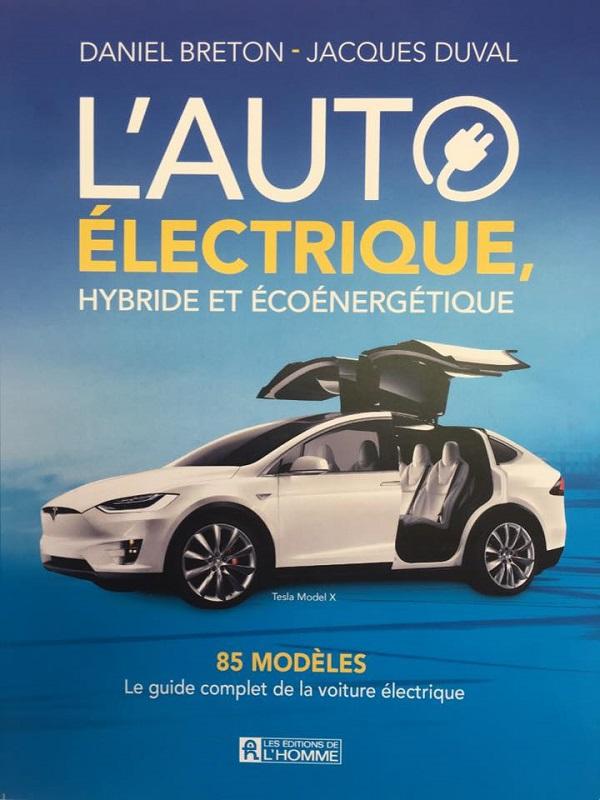 Livre-Auto électrique