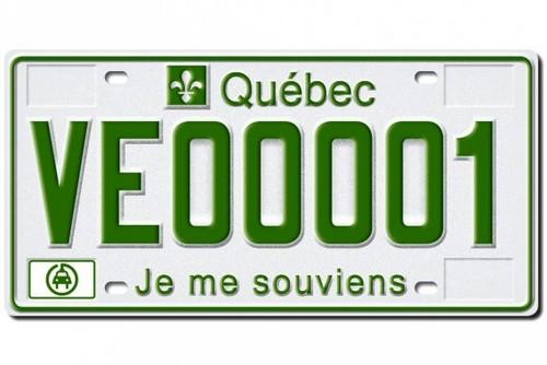 Plaques vertes pour motos électriques : voilà du nouveau!