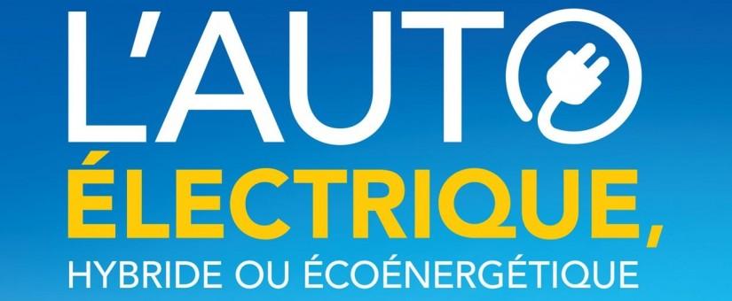Revue de presse : L'Auto électrique, hydride ou éconénergétique