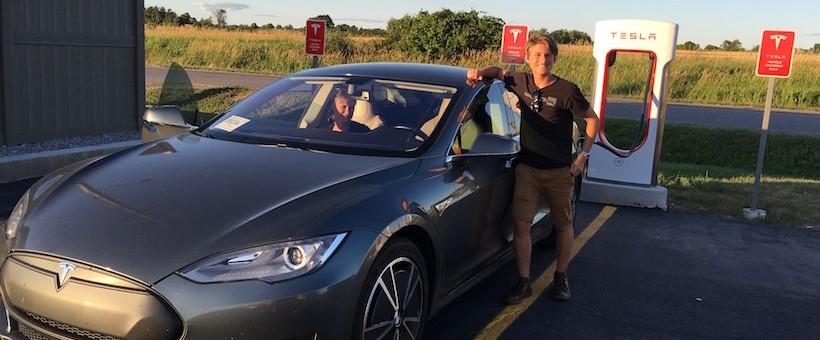 Tesla Model S P85 d'occasion pour 55 000$:  enfin un prix raisonnable?