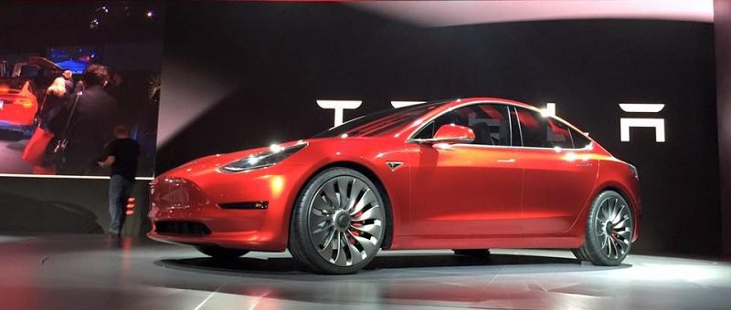 Tesla Model 3 : erreur de conception?