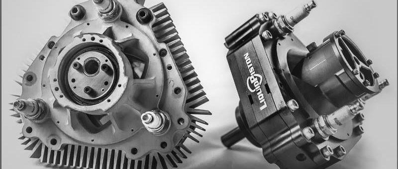 Liquid Piston développe un moteur rotatif ultra léger et ultra efficace; idéal comme prolongateur d'autonomie