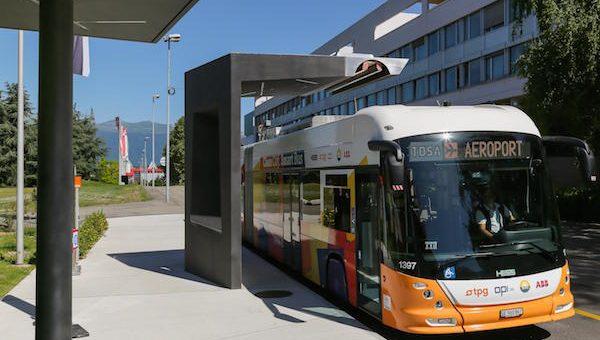Le tour du monde en autobus électriques