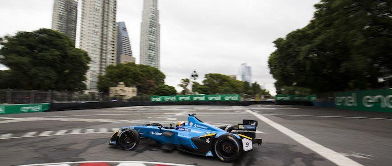 «La Formule E, c'est le futur du sport automobile»   –Patrick Carpentier