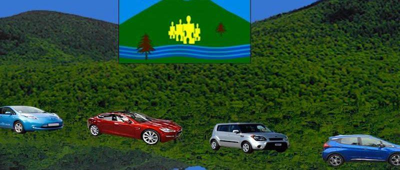 INVITATION : Rencontre d'amateurs et de propriétaires de voitures électrique à Sainte-Brigitte-de-Laval