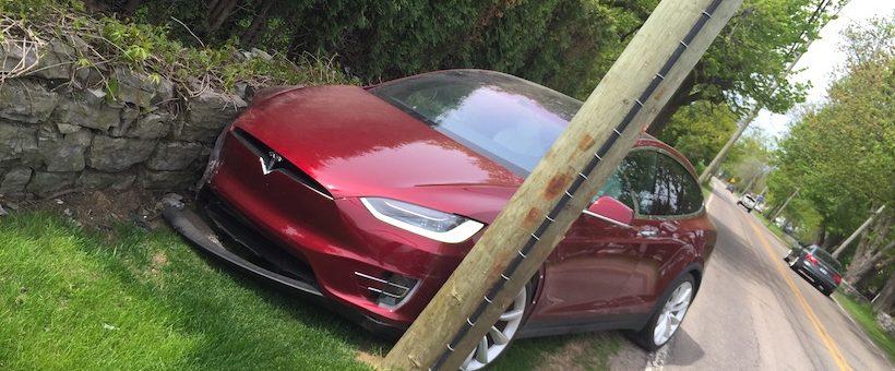 Model X Founder: Un accident qui fait mal au … coeur!