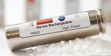 Les batteries sodium-ion (Na-ion) s'en viennent