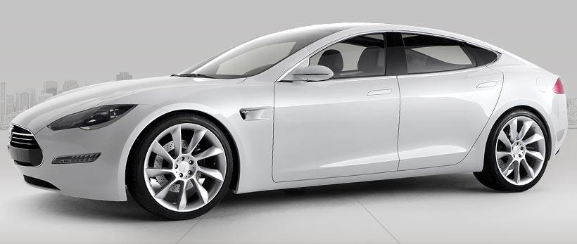 Design original avant production du Model S