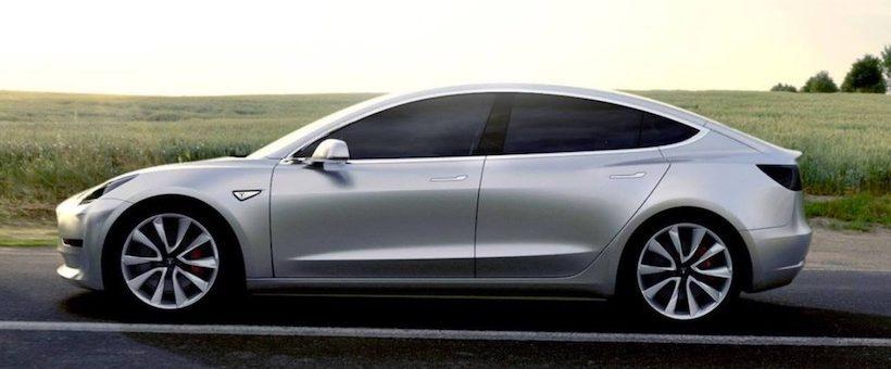 CONCOURS: Photo de la Tesla Model 3 au Québec!