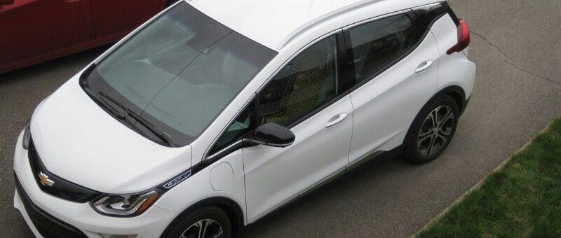 Chevrolet Bolt EV – expériences & analyse