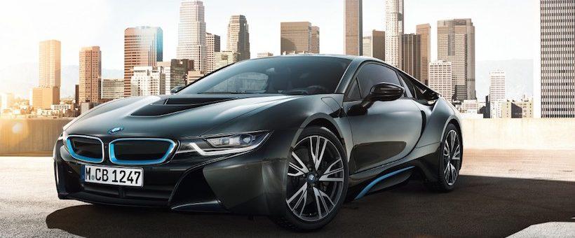 LA BMW i8 est-elle supérieure à la Tesla P85D ?
