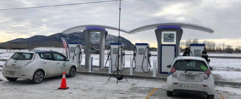 Début d'un réseau de stations multi-carburants