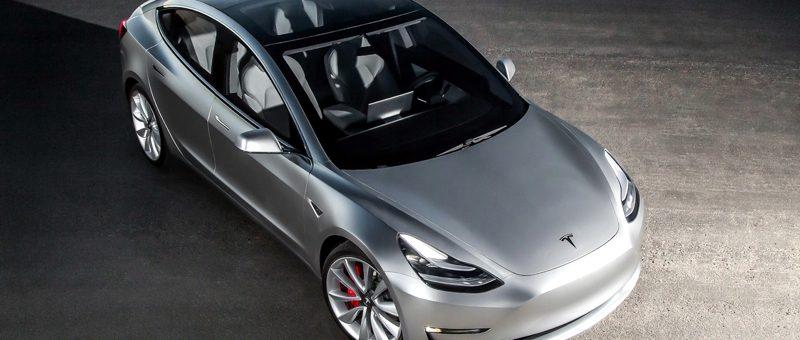 La Model 3 championne de la faible consommation d'énergie
