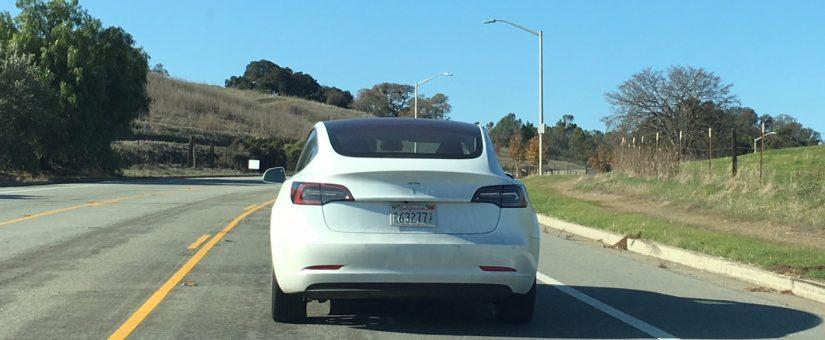 Tesla Model 3: d'aujourd'hui à demain