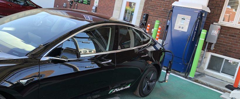 PROBLÈME! La Tesla Model 3 ne FONCTIONNE PAS avec les Bornes Rapides (BRCC)