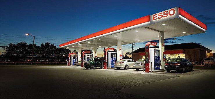 J'ai toujours aimé faire le plein d'essence