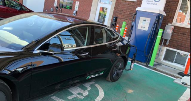 250 véhicules électriques par BRCC au Québec d'ici 2028: inacceptable